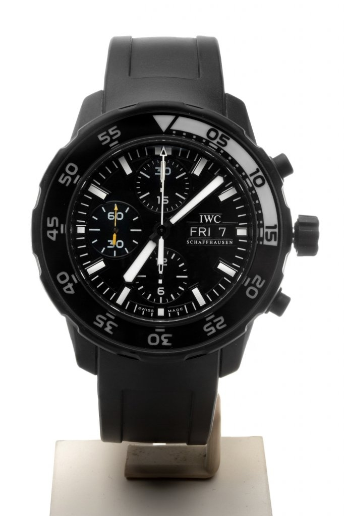 IWC AQUATIMER CHRONOGRAPH GALAPAGOS REF. IW376705 7TO7.RO LUXURY WATCHES 1