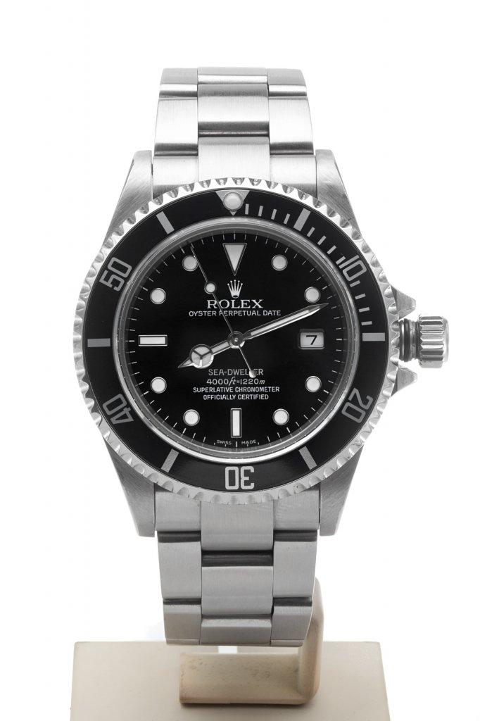 ROLEX SEA DWELLER REF. 16600 7TO7.RO LUXURY WATCHES 1