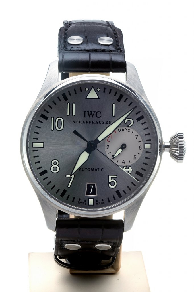 IWC BIG PILOT FATHER AND SON IW500906 7TO7.RO LUXURY WATCHES 1